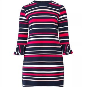Draper James Eloquii striped dress, Size 18